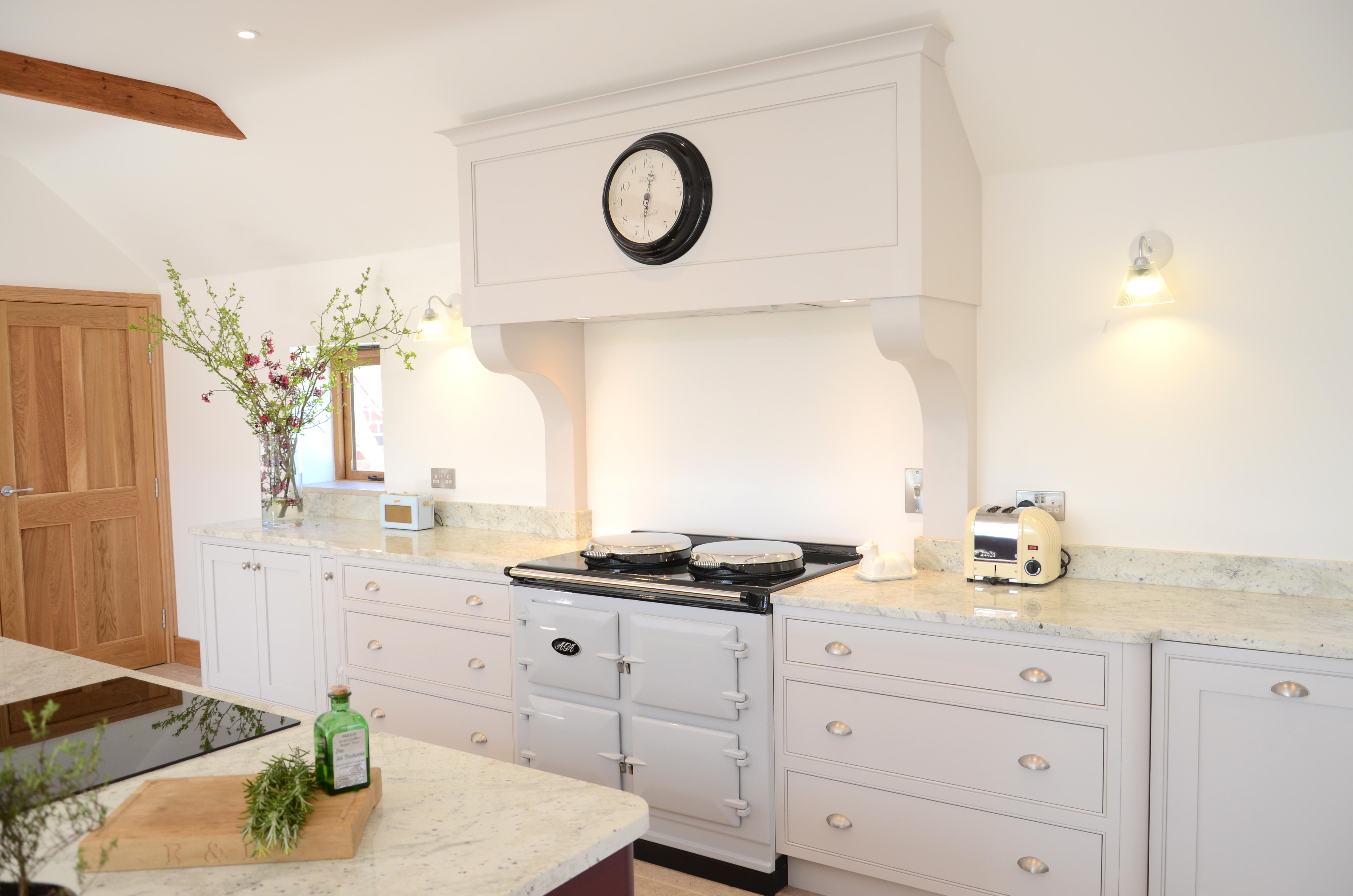 A Summertime Kitchen - Willow Bank